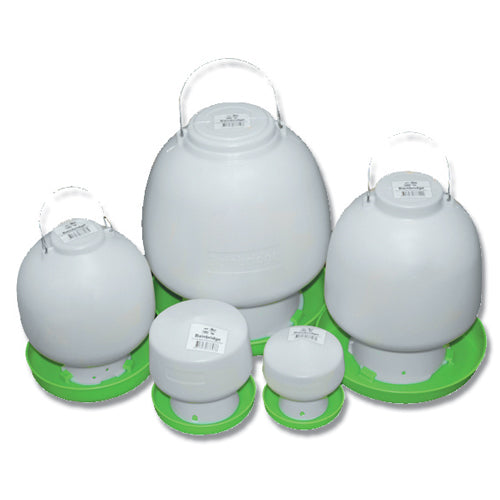 Poultry Drinker 6.5L Ball Type