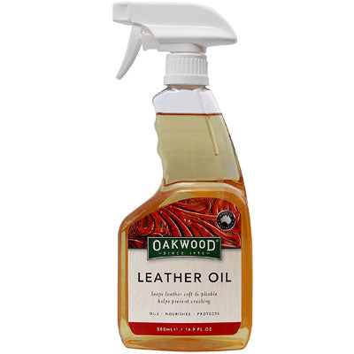 Leather Oil OAKWOOD 500ml