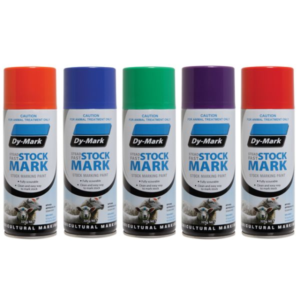Stock Marking Aerosol Spray 325g