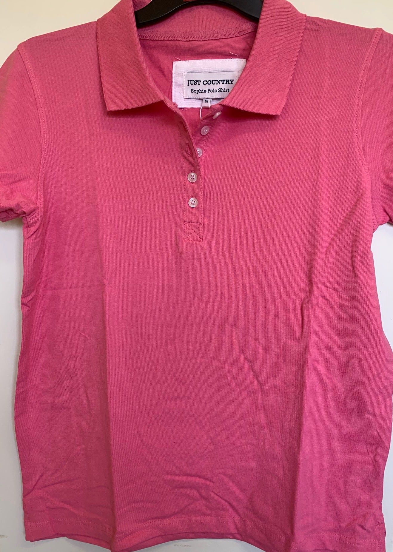 Just Country Womens Sophie Polo
