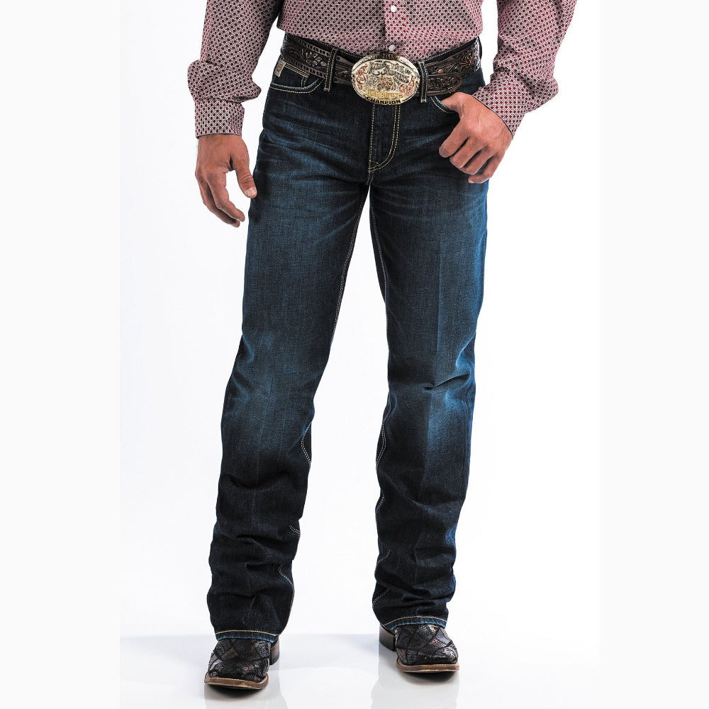 Cinch Mens Grant Relaxed Bootcut Jean MB66037001