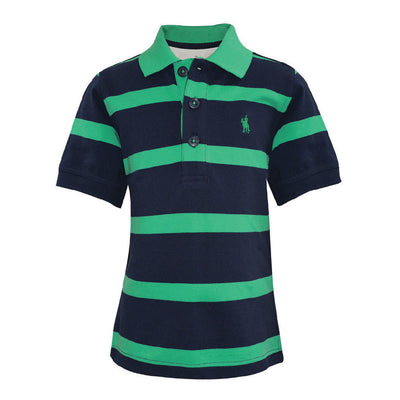 Thomas Cook Boys Mason Stripe Polo