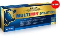 Virbac Multimin Evolution Cattle 500ml