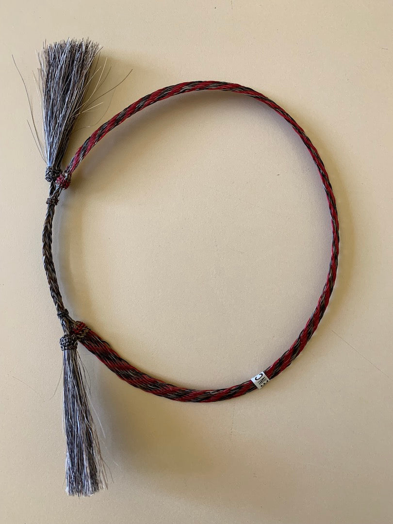 King Ranch Horsehair Hatband