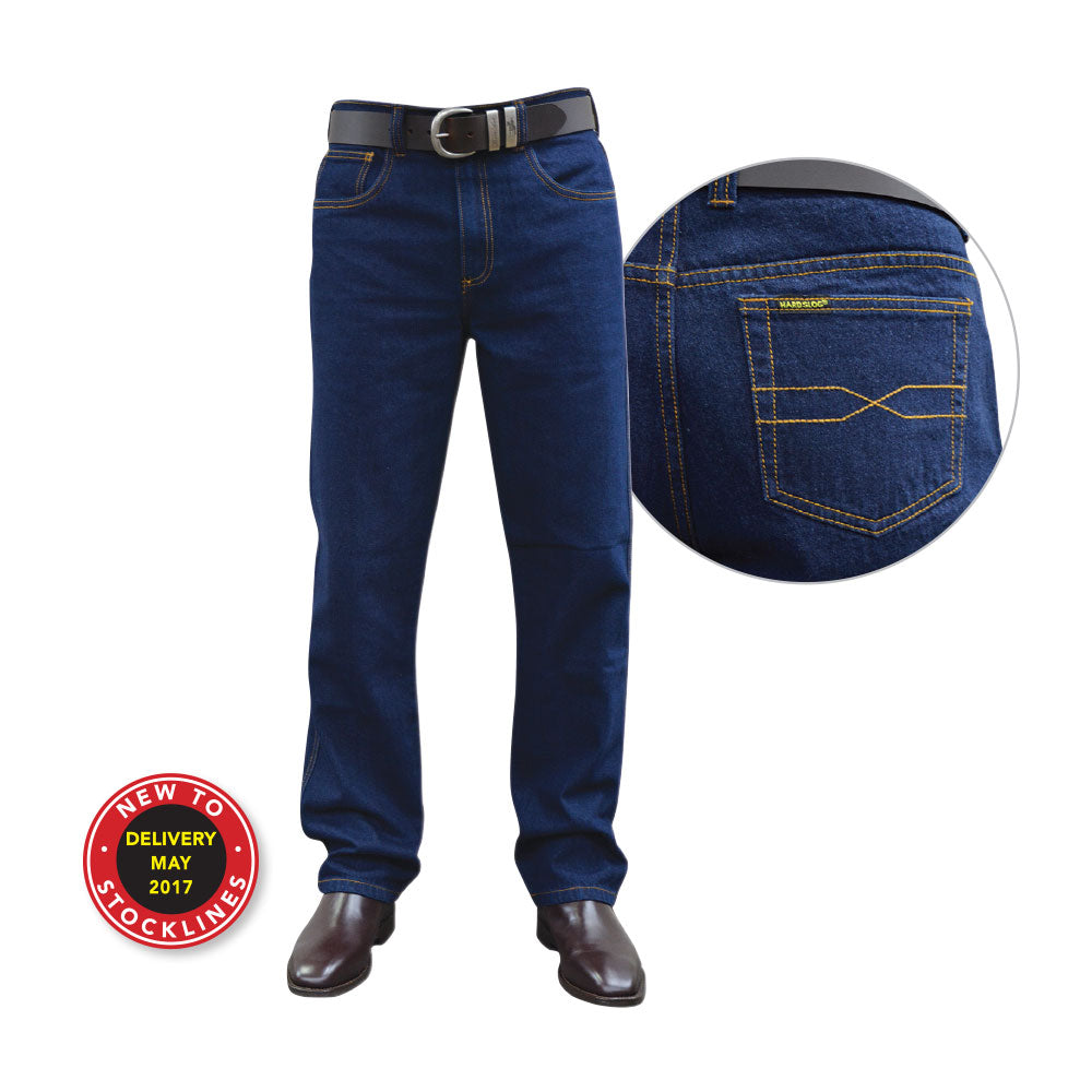 Hard Slog Mens Denim Jean HCP1201101