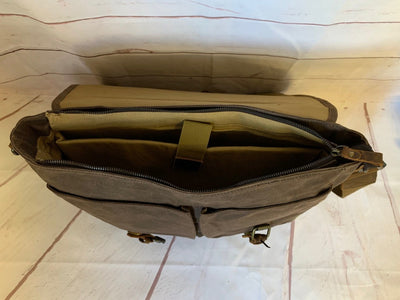 Thomas Cook Gundaroo Messenger Bag