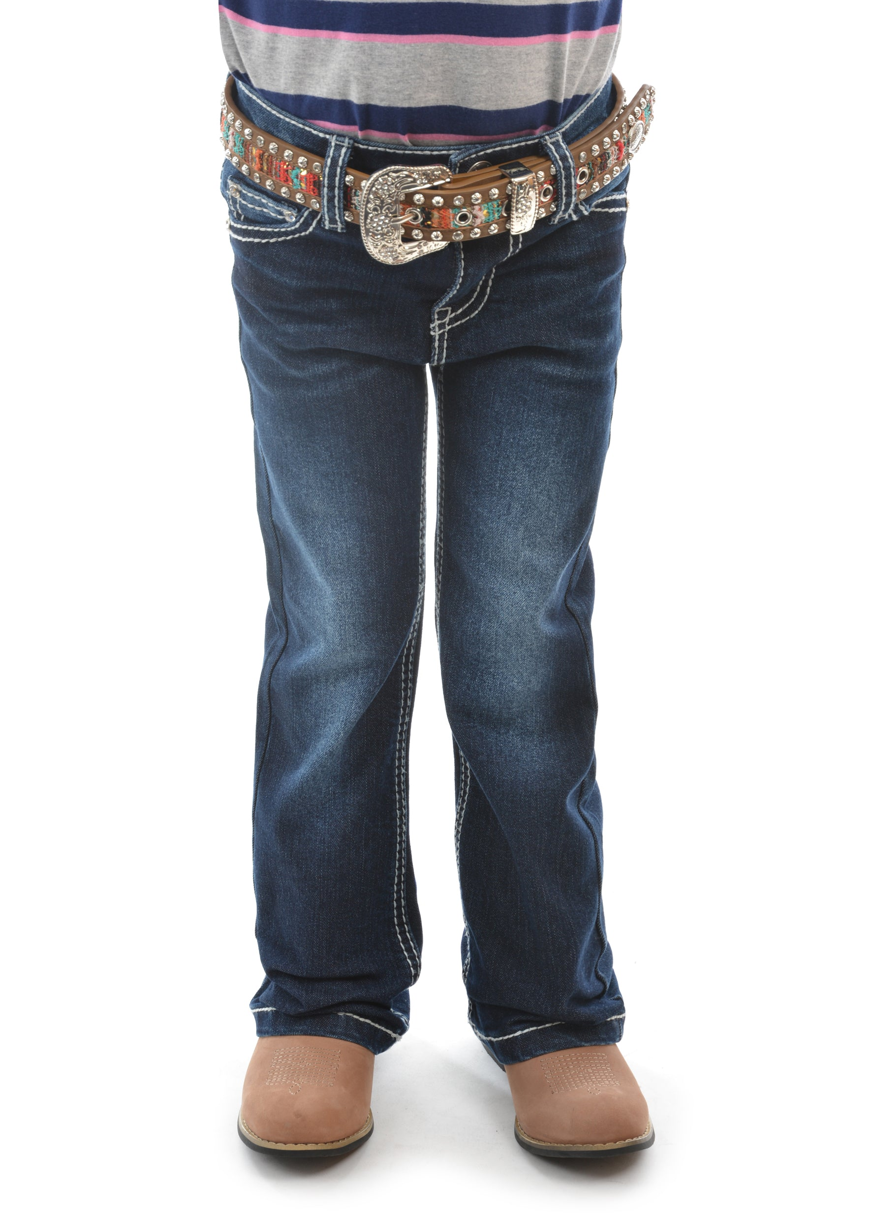 Pure Western Girls Haley Bootcut Jean PCP5201123