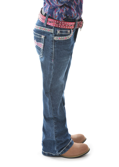 Pure Western Girls Miley Bootcut Jean PCP5201212