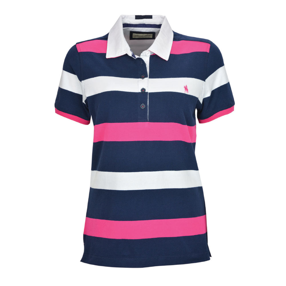 Thomas Cook Girls Jen Stripe Polo