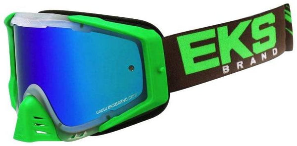 Outrigger Clear/Fluorescent Green/Smoke - EMD Racing Online