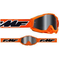 2021 Powerbomb Rocket - Rocket Orange - Silver Mirror Lens