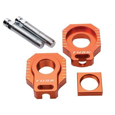 KTM Orange 25mm Axle Block