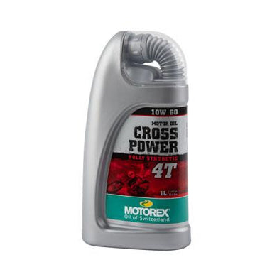 10W/60 4T Cross Power Motor Oil - EMD Racing Online