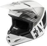 Kinetic K220 White/Grey/Black - EMD Racing Online