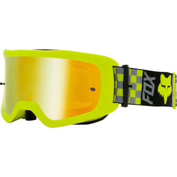 Main Illmatic - Fluo Yellow - Mirrored Lens