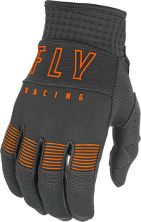 F-16 Youth - Grey/Orange