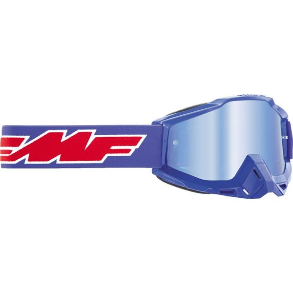 2021 Powerbomb Rocket - Rocket Blue - Blue Mirror Lens