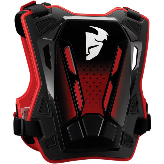 2021 Youth Guardian MX - Red/Black
