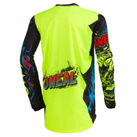 Youth Element Jersey Villain - Neon Yellow