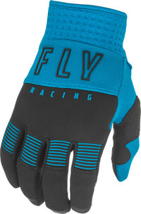 F-16 Youth - Blue/Black