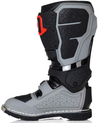 X-Rock Stivale - Black/Grey