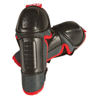 Flex II Elbow Guards - Black/Red