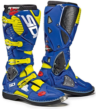 Crossfire 3 Series -  Fluo Yellow/Blue