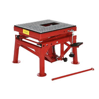 Hydraulic Scissor Stand - Red