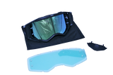 Ace - Black - Green Mirror Lens