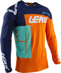 GPX 3.5 Junior - Orange/Blue - EMD Racing Online