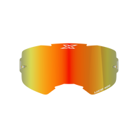 LUCID XDO INJECTED LENSES - RED MIRROR