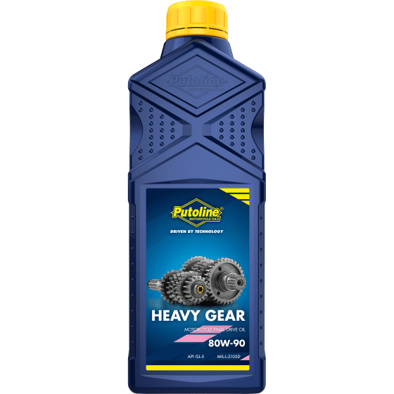 1L Heavy Gear Oil 80W90 - EMD Racing Online