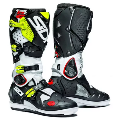 Crossfire 2 Series - White/Black/Fluo Yellow