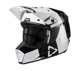 Moto 3.5 Junior V21 - Black/White