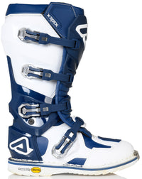 X-Rock Stivale - Blue/White