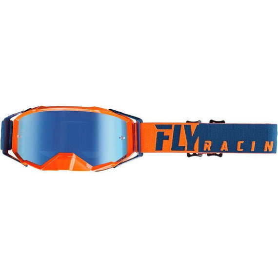 Zone Pro Orange/Blue - EMD Racing Online