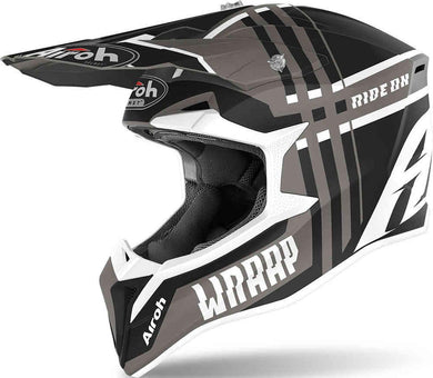 Wraap Broken Anthracite - EMD Racing Online