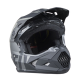 Youth Toxin Transfer MIPS - Matte Grey/Black