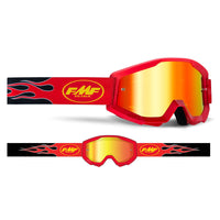 2021 Powercore - Flame Red - Red Mirror Lens