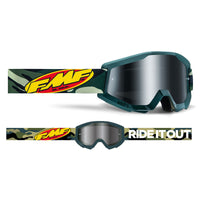 2021 Powercore - Assault Camo - Silver Mirror Lens