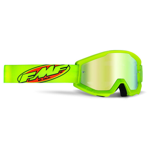 2021 Powercore - Yellow - Gold Mirror Lens