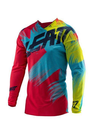 GPX 4.5 Lite Tech Red/Lime - EMD Racing Online