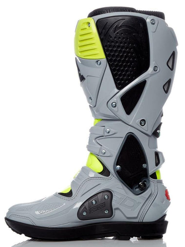 Crossfire 3 Series - Black Ash/ Fluo Yellow
