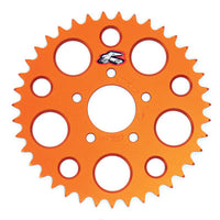 Orange 52T Sprocket