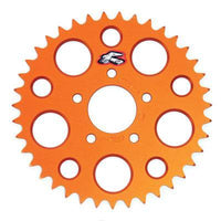 Orange 50T Sprocket - EMD Racing Online