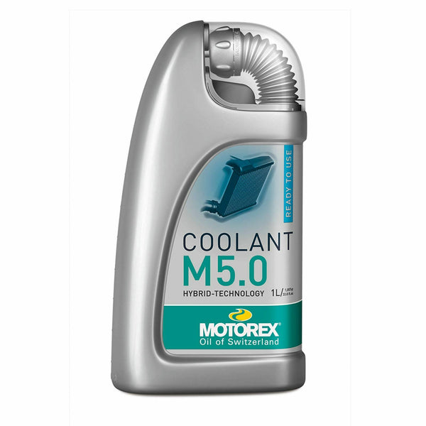 Green Coolant Pre Mix Hybrid M5.0 - 1L