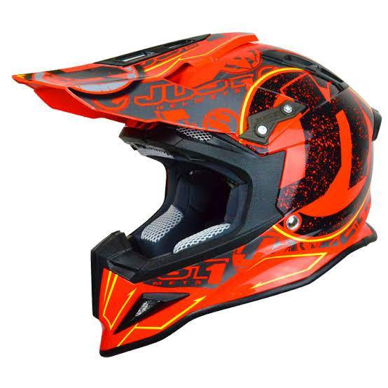 J12  Stamp Red Fluo - EMD Racing Online