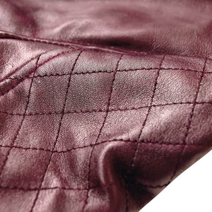 Water Repellent Full-Grain Leather Jacket
