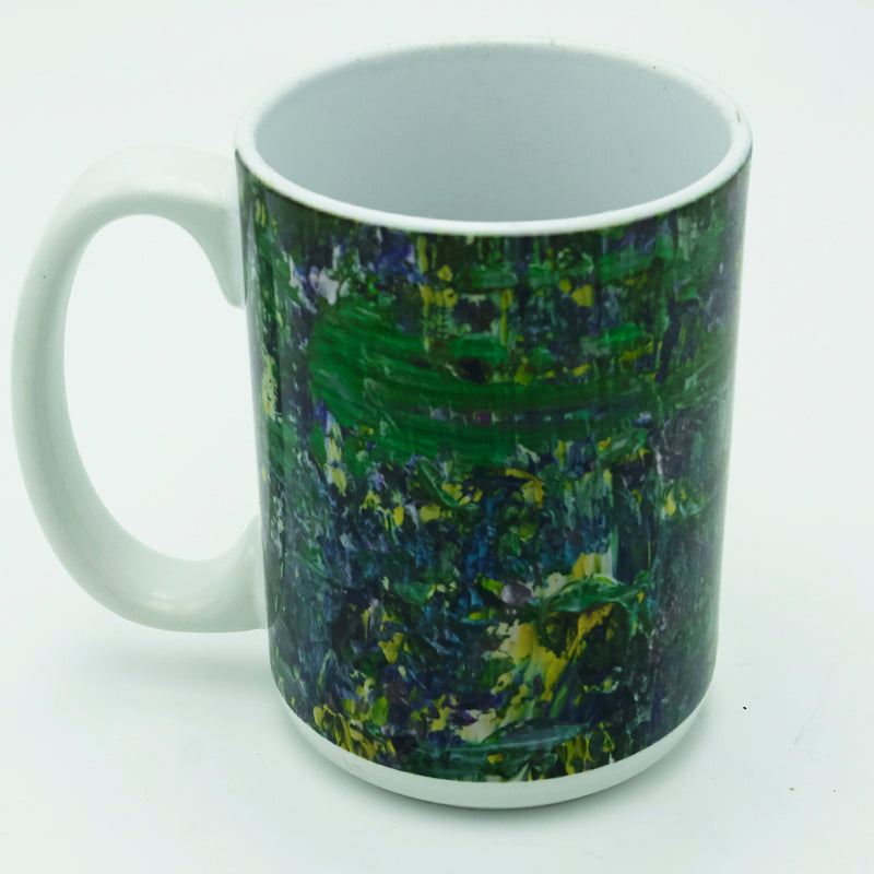 Garden of Love 11 ounce Mug