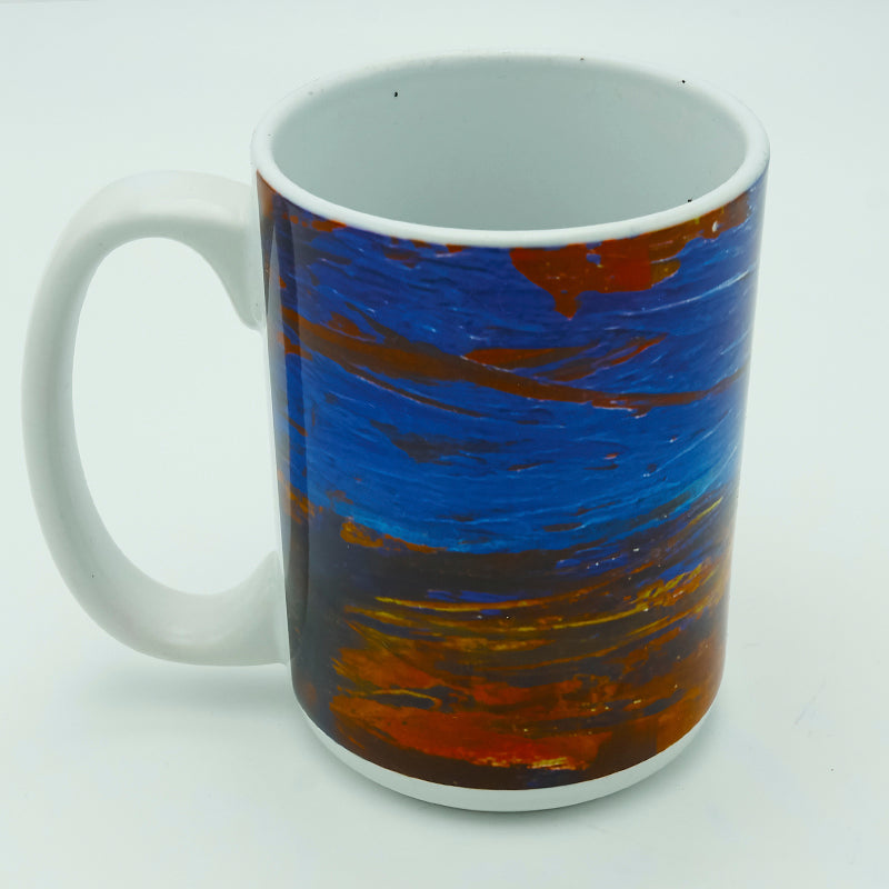 Sunset 11 ounce Mug